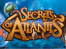 Игровой автомат Тайны Атлантиды на деньги