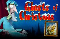 Игровой автомат Рождественские Призраки на деньги